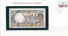New Caledonia - 500 Francs 1985 UNC Noumea B.2 Banknotes of all Nations