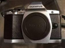 Olympus OM-D EM5 Mark 1 mirrorless camera