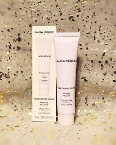 LAURA MERCIER Pure Canvas Primer~Blurring~Extends Makeup Wear~25ml/0.8 fl oz~NIB