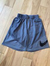 Nike Mens Large Gray Active Wear Ahorts Basketball Shorts