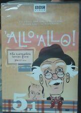 Allo Allo Complete Series 5 Part Un 1988 BBC Official Boxset DVD Classic Comedy