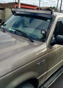 Windshield Pillar Mounted Brackets LED Light Bar FITS Ford Ranger 1993-2011