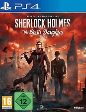 Ps4 Sherlock Holmes: the Devil's Daughter neu&ovp PlayStation 4