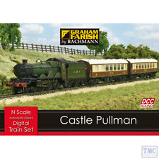 370-160 Graham Farish N Gauge Castle Pullman Digital Sound Train Set