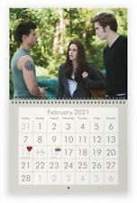 TWILIGHT 2021 Wall Calendar