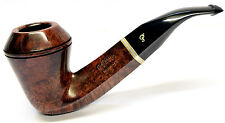 Peterson Kinsale Large Bent Briar Pipe - Holmes Hansom Shape Free Pipe Tool XL26