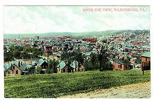 Wilkinsburg, Pennsylvania Birds Eye View of Town