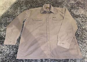 Wrangler Mens Shirt Size XL