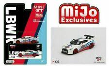 Mini GT LB WORKS Nissan GT-R (R35) Martini Racing MGT00133 DIECAST CAR 1/64
