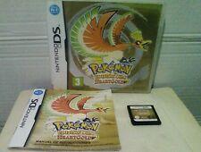 Pokemon edicion oro heartgold nintendo ds