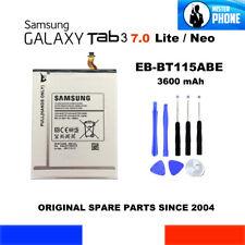 ORIGINAL BATTERY SAMSUNG GALAXY TAB 3 LITE 7.0 EB-BT111ABE SM-T110 SM-T111 3,6A