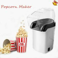 1200W Mini-Ménage Popcorn Maker Machine À Maïs Chaud Electric Popper Hot Air