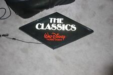 Vintage Rare Walt Disney Black Diamond Store Display Electric Lamp Light Sign