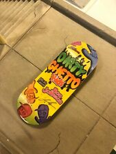 LC BOARDS Fingerboard 98x34 DGK Graphic Brand New FREE Grip Tape And Sticker