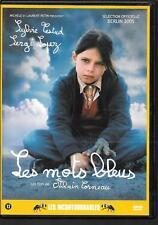 DVD ZONE 2--LES MOTS BLEUS--CORNEAU/TESTUD/LOPEZ