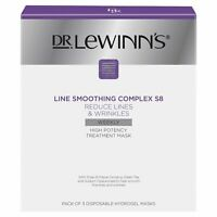 NEW DR. LeWinn's Line Smoothing Complex High Potency Treatment Mask 3Piece Pack
