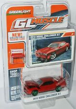 Greenlight GL Muscle - 2010 DODGE CHALLENGER R/T - Green Machine - 1:64 (#27)