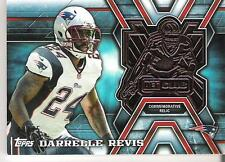 2014 TOPPS FOOTBALL DARRELLE REVIS DEFENSIVE CLUB BRONZE S/N 45/75 1:6,700