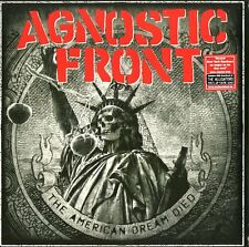 AGNOSTIC FRONT THE AMERICAN DREAM DIED VINILE LP NUOVO E SIGILLATO  !!