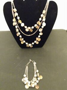 Premier designs Necklace Lot (7 pieces) all New Without Tags