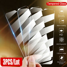For iPhone 11 Pro Max SE 2020 XS XR 8 7 6S Tempered Glass Screen Protector Cover