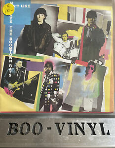 """I Don't Like Mondays by The Boomtown Rats 7"""" 45RPM single 1979 ENY 30 PS EX/EX"""