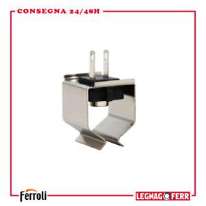 Kit Sonda Temperatura Sanitario Contatto Ricambi Caldaia Ferroli 39810230