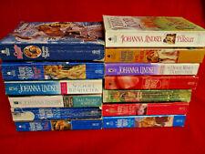 13 Johanna Lindsey Historical Romance PB Books 10 Stepback 2 Original Covers 1st