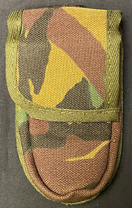 Dutch Military Woodland DPM MOLLE Webbing Small Pouch