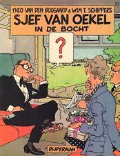 SJEF VAN OEKEL 01 - SJEF VAN OEKEL IN DE BOCHT - Boogaard & Schippers