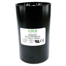 Leeson 003049.04 Electric Motor Start Capacitor, 351-430 uF, 250VAC 50/60Hz