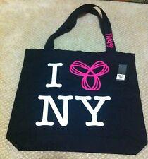 TNA ARITZIA Black Canvas Book Bag NWT