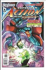 ACTION COMICS # 6 (THE NEW DC 52! - 2012), NM