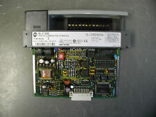 Allen Bradley SLC500 Analog Input/Output Module 1746-NIO4I Ser. A
