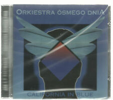 JAN A.P. KACZMAREK ORKIESTRA 8 DNIA - CALIFORNIA IN BLUE CD