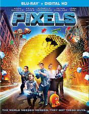 Pixels (Blu-ray Disc, 2015)
