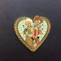 Disney Catalog Disney Sweethearts Pecos Bill & Slue Foot Sue LE Disney Pin 28267