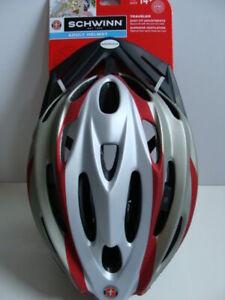 NEW Schwinn Traveler Adult Bike Helmet Youth Bicycle 14+ Years Adjustable NWT
