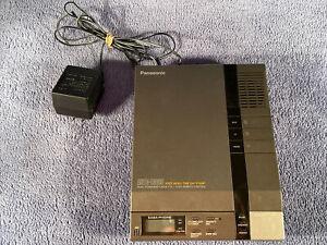 Vintage Panasonic KX-T1470 Easa-Phone Auto Logic Answering System Machine