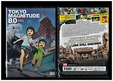 Tokyo Magnitude 8.0 - Complete Collection (Brand New 3-Disc Anime Set)