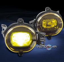 BUMPER LED FOG LIGHTS YELLOW FOR 2002-2009 DODGE RAM 1500/2003+ 2500 3500 PICKUP