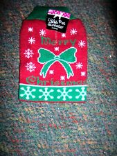 NWT Ugly Pet Sweater - SIZE X-SMALL