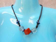 Modeschmuck-Halsketten & -Anhänger aus Edelsteinen Bergkristall