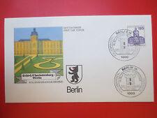 Berlin Atm Mk Schloss Charlottenburg Maximumkarte Germering Maxi Card Mc M1178 Berlin 1980-1990