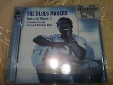 The Blues Makers - Various Artists - Natural Blues II (2CD 2001)