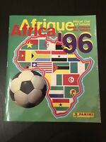 Panini Africa '96 Empty album