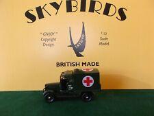 Skybirds Models Army Ambulance.