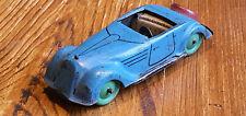 Spielzeugauto Blechspielzeug Cabrio von Lehmann ? Pennytoy kompl. aus Blech 50er