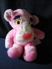 Pink Panther Plush Stuffed Animal 1980 Vintage
