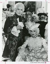 RICHARD CHAMBERLAIN FAYE DUNAWAY PORTRAIT CASANOVA ORIGINAL 1987 ABC TV PHOTO